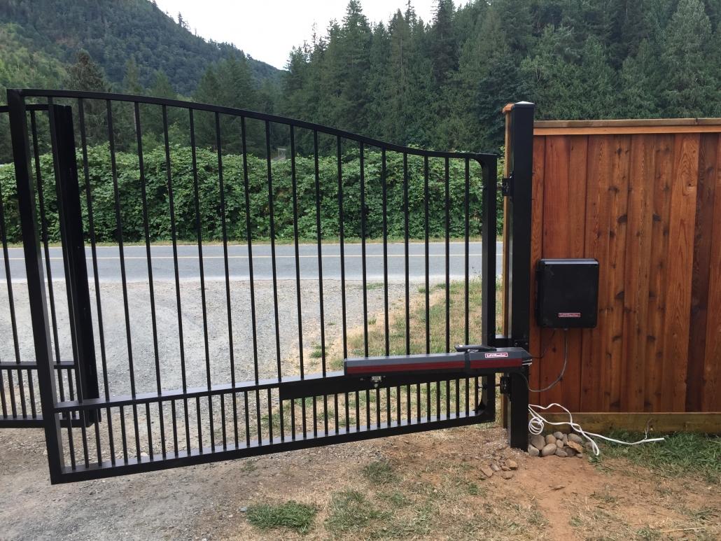 Aluminum Gates Vancouver