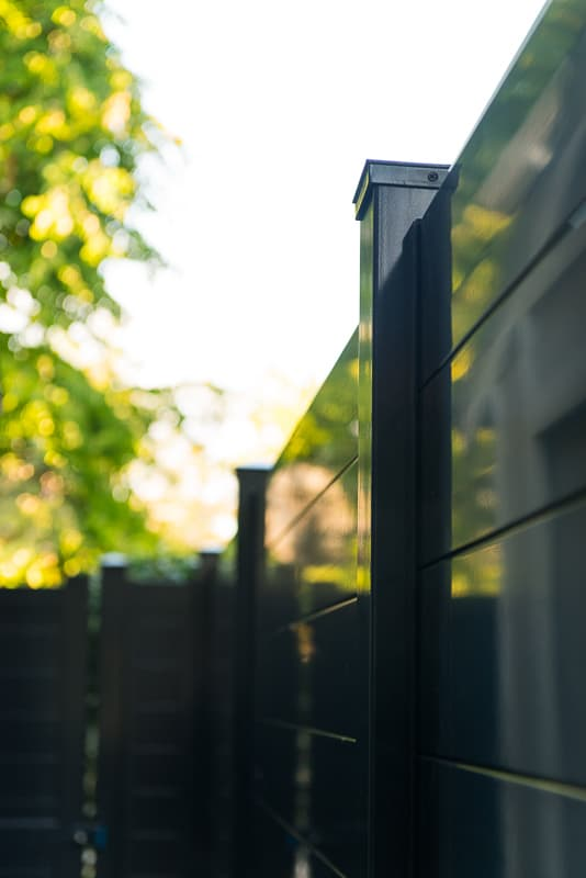 Aluminum Privacy Fence Vancouver, BC